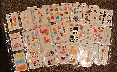 Mrs. Grossman's Sticker Set 2 - Over 180 different stickers to choose from!!!!