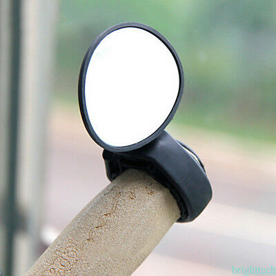 Adjustable Mountain Bike Handlebar Rear View Mirror Cycling Bicycle Mirror Rear