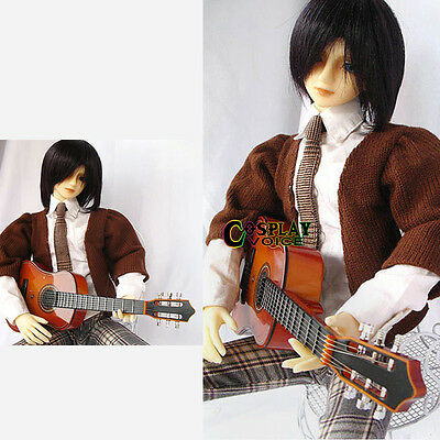 1/3 1/4 Male & Female Doll BJD DOD Doll Use 35cm Mini Guitar Dollfie Accessories
