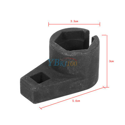 "Car Truck Repair 22mm 3/8"" Oxygen Sensor Wrench Offset Removal Socket Tool Kit"