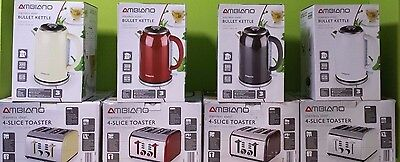 Ambiano Kettles & Tosters -  BARGAIN PRICE!!!! QUICK SALE!!!!!!!!!