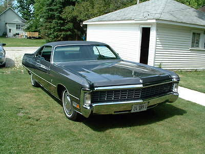 Chrysler Imperial Le Baron Hardtop Coupe  - Hammer - Zustand !