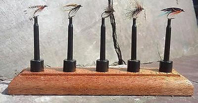 Fly Tying Drying and Display Stand