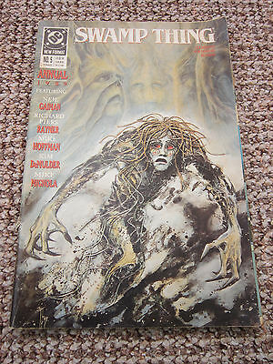 Swamp Thing Annual No.5 1989