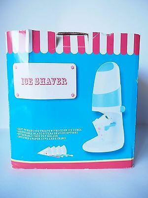 """""""Target"""" Ice Shaver w/ Box. Great Condition! Bargain Price!"""