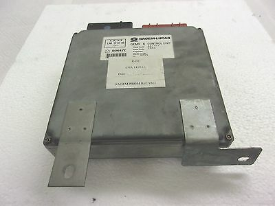 Jaguar XJ6 1995 to 1997 Engine Computer ECU ECM LNA1410AF Short Wheel Base