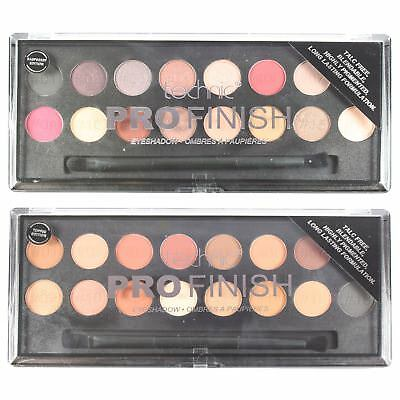 Technic Professional 16 Colour Eyeshadow Makeup Palette Set High Pigmentation