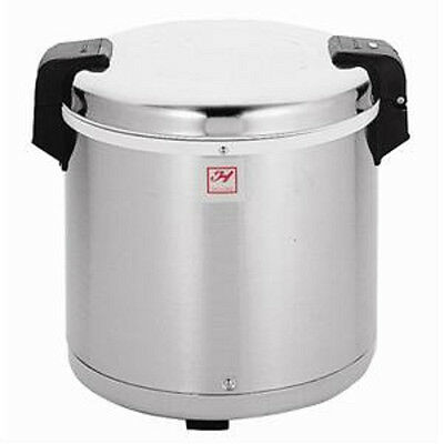 Thunder Group SEJ22000 50 Cup Electric Rice Warmer with Mirror Finish, 120V