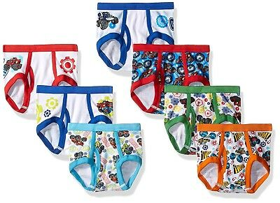 Nickelodeon Blaze Toddler Boys' 7pk Underwear