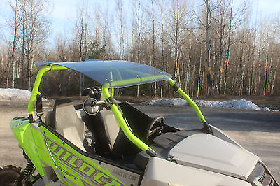 8310-AW70 Arctic Cat Wildcat Trail & Sport tinted polycarbonate roof