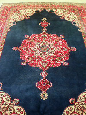Tapis persan Iraan noue fait main teppich carpet rugs 300X204cm alfombra tappeto