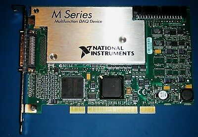 NI PCI-6281 16ch 18-bit High Resolution, M-Series, National Instruments *Tested*