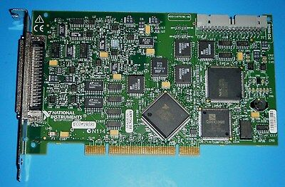 NI PCI-6024E 16-Channel Multifunction DAQ National Instruments *Tested*