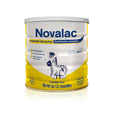 Novalac SD Infant Formula Sweet Dreams 800G NEW Cincotta Chemist