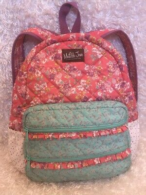 Matilda Jane Kayla Backpack pre owned/ EUC
