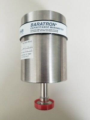 MKS Baratron Capacitance Manometer with Heater. Model 927B 1TDD1B