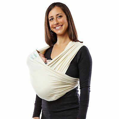 Baby K'tan Organic Baby Carrier - Natural - Size Small