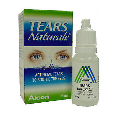 Tears Naturale 15Ml NEW Cincotta Chemist