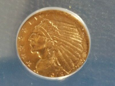 1913 $2.50 Gold Indian Head