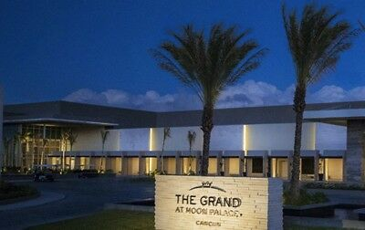The Grand At Moon Palace, 8 days 7 nits - 2 Adults April 20-22 -2019