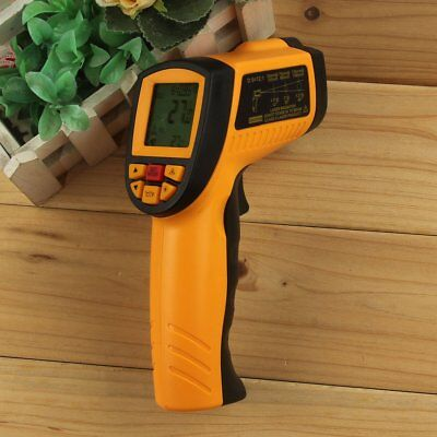 HOT SALE Non-Contact IR Infrared LCD Laser Temperature Thermometer Meter