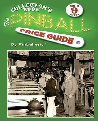 The Pinball Price Guide, Ninth Edition