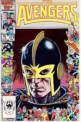 The Avengers #273 (Nov. 1986, Marvel)