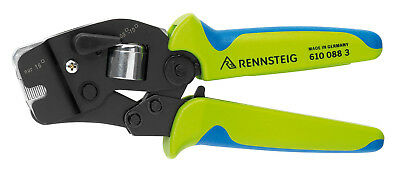 The Original Rennsteig Automatic Ferrule Crimping Tool with Front Feed (PEW 8...