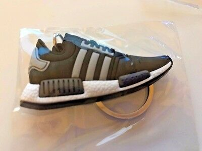 Adidas NMD Keychain Boost Black Sneaker Key chain Shoes USA SELLER