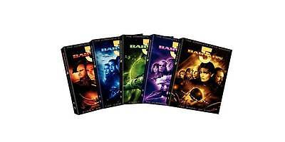 Babylon 5 The Complete Series Seasons 1 2 3 4 5  +   5 / DISC MOVIE COLLECTION