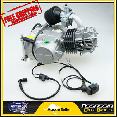 Lifan 125cc R Race Big Bore Engine Motor Dirt Bike Assassin DHZ Thumpstar ATOMIK