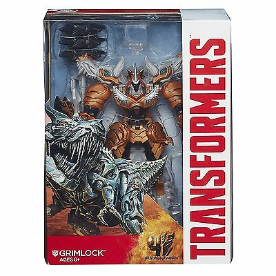 100% Hasbro Transformers-Age-of-Extinction-Generations-Voyager-Class-Grimlock