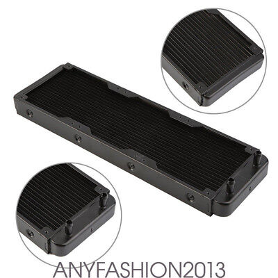 360mm Computer Radiator Water Cooling Cooler For CPU Heat sink Aluminum XH5