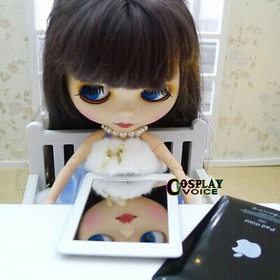 1/3 1/2 3/4 Doll BJD Toy Mini Digital Mirror Mac Book Dollfie DOD Accessory