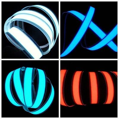 New 5 Color Electroluminescent Tape EL Tape EL Wire AA Battery 12V Inverter 60CM