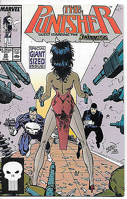 The Punisher #25 (1989; vf 8.0) 48 page special