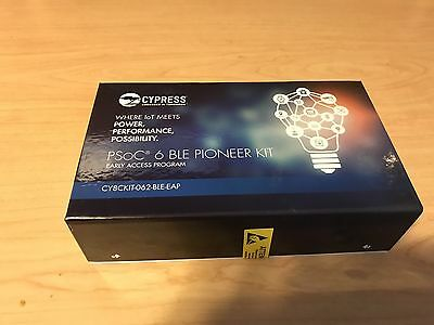 CYPRESS CY8CKIT-062-BLE-EAP PSOC6 BLE Pioneer Kit  Early Access Program IOT