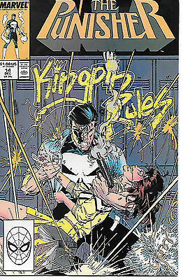 The Punisher #14 (1988; vf 8.0) by Mike Baron & Portacio/Williams