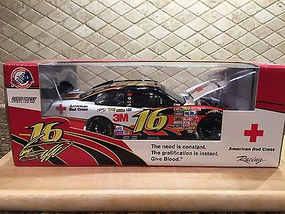 NEW NASCAR GREG BIFFLE #16 Diecast American Red Cross Car1:24 Action Race