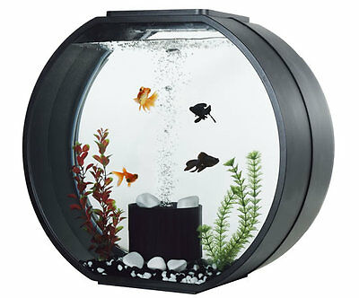 Fish'R'Fun Deco O Designer Aquarium Fish Tank 54L