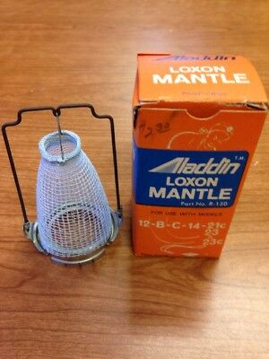Vintage Aladdin Loxon Mantle R-150 For Models 12-B-C-14-21C-23& 23C New In Box