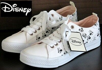 NEU! DISNEY MICKEY MOUSE MiNNiE MOUSE DAMEN SNEAKER SCHUHE