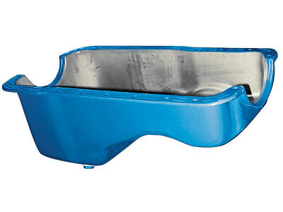 New 1962-77 Ford Oil Pan 260 289 302 Galaxie Fairlane Maverick Mustang Blue