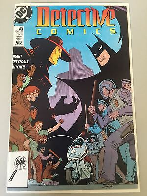 Detective Comics (1937 1st Series) #609 NM Near Mint