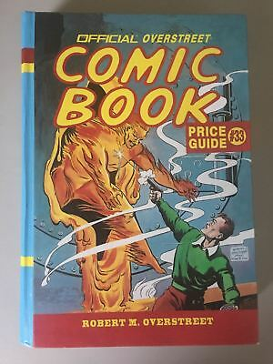 Overstreet Price Guide (1970-) #27 HC Hardcover Green lantern Cover VF Very Fine