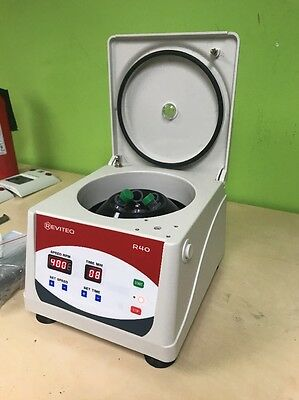 Benchtop Centrifuges R40 Digital Centrifuge With Included RA6 Rotor, Variable Or