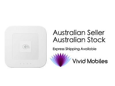 BNIB Square Contactless + Card Chip Reader - White - AU STOCK