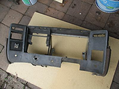 Ford Falcon Xa Dash Cluster Surround Coupe Gt