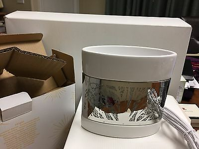 PartyLite ScentGlow Warmer Enchanted Woodland New In Box