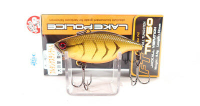Sale Jackall TN 50 Full Tungsten Vibration Lure Brown Craw (0869)